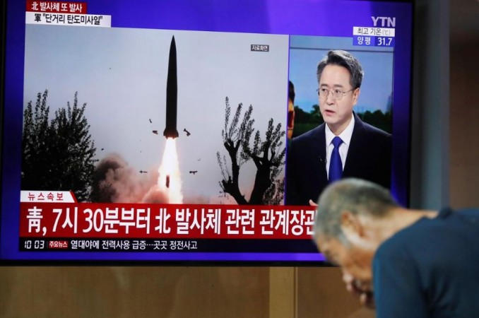 North Korea launches more missiles, warns against US-South Korea