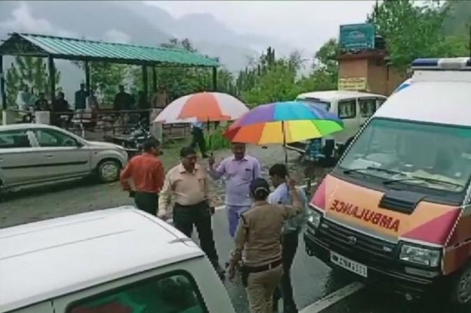 uttarakhand school bus accident