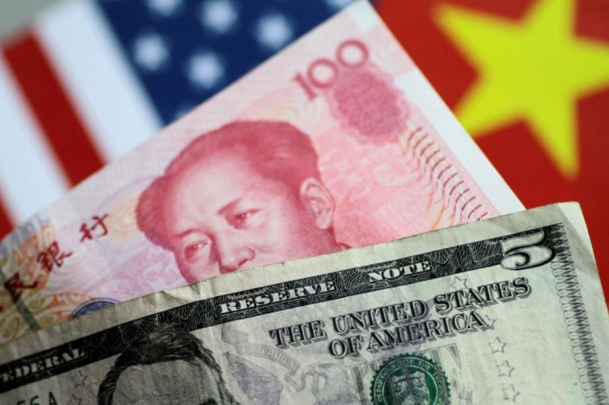 China US currency manipulator