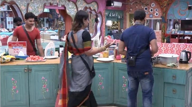 Tamanna Simhadri bullying Ravi Krishna inside Bigg Boss Telugu 3 house