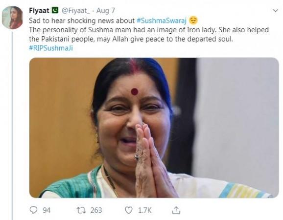 sushma swaraj tweet 3