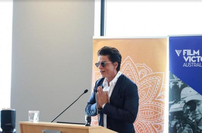 Shah Rukh Khan at the IFFM