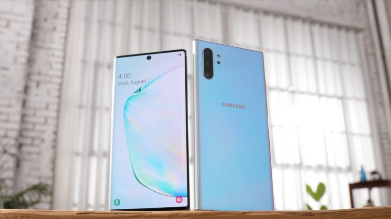Samsung Galaxy Note 10, Note 10  launched