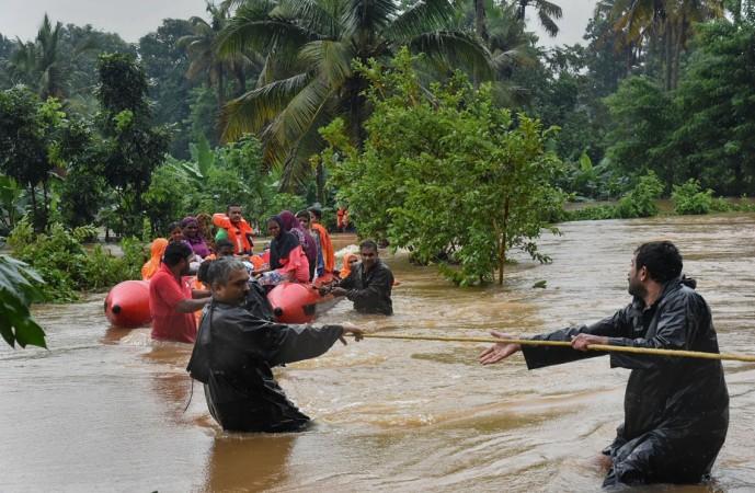 Kerala floods 2019