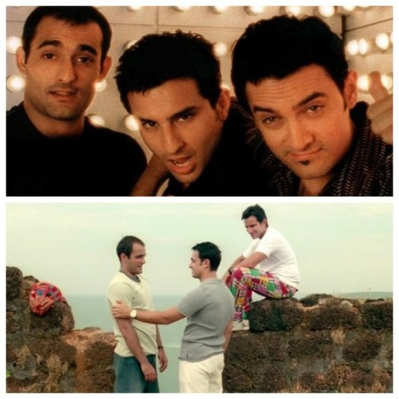 Dil Chahta Hai completes 18 years