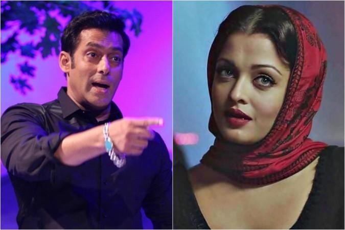 Salman Khan, Aishwarya Rai