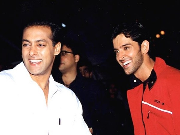 Salman Khan, Hrithik Roshan