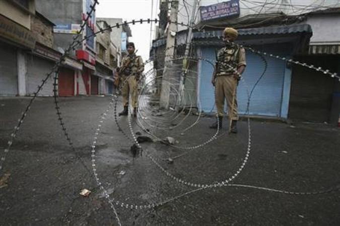 Jammu and Kashmir petition