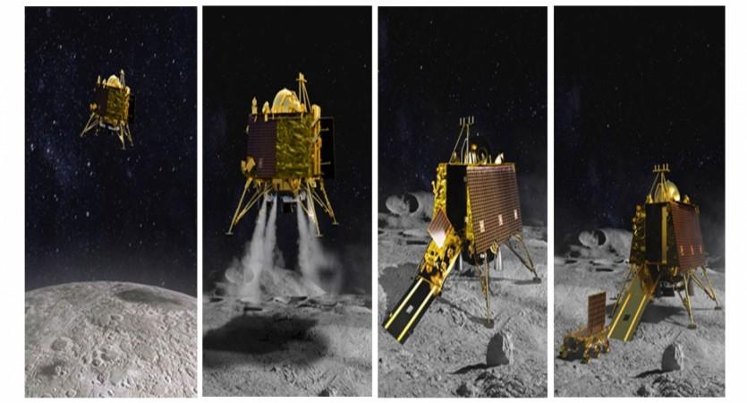 ISRO's lunar lander Vikram expected to soft-land on lunar south pole on August 20