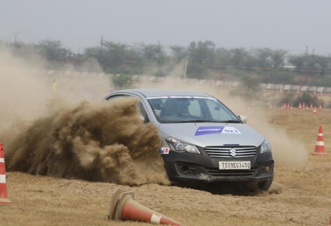 Maruti car sales fall