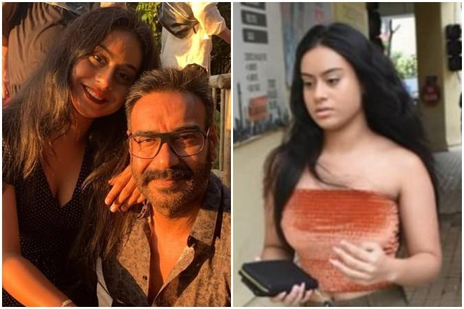 Did Ajay Devgn's daughter Nysa undergo skin lightening treatment?