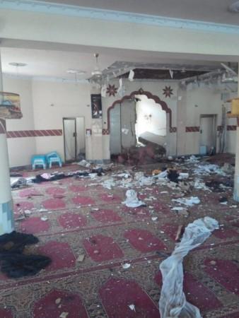 Quetta Mosque bombing, Balochistan
