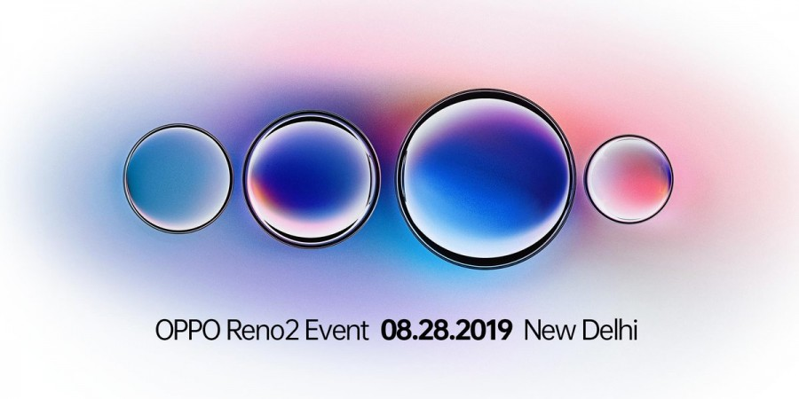 Oppo Reno 2 launch in India confirmed