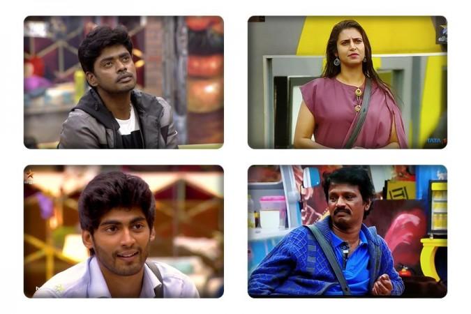 Bigg Boss Tamil Nominations: Week 9