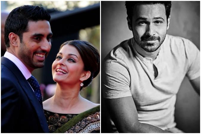 When Emraan Hashmi wanted to steal Aishwarya Rai Bachchan from Abhishek Bachchan