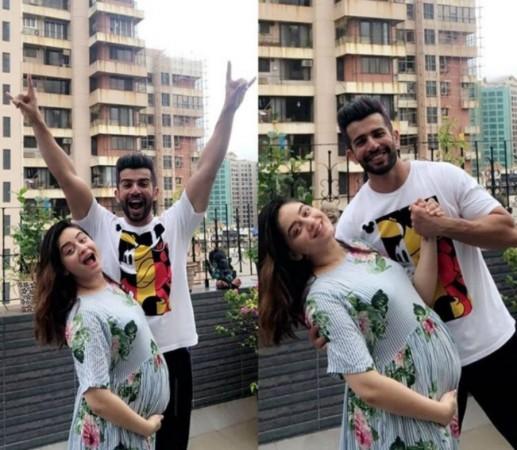 Jay Bhanushali and Mahhi Vij blessed with baby girl
