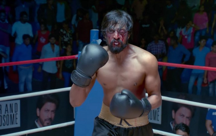 Pailwaan movie review: An ode to Sudeep's newly-gained muscles