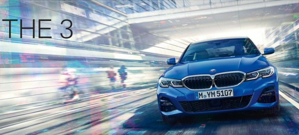 All new BMW 3 Series