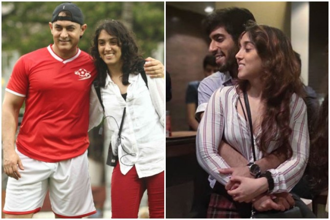 Aamir Khan's daughter Ira posts adorable picture with beau