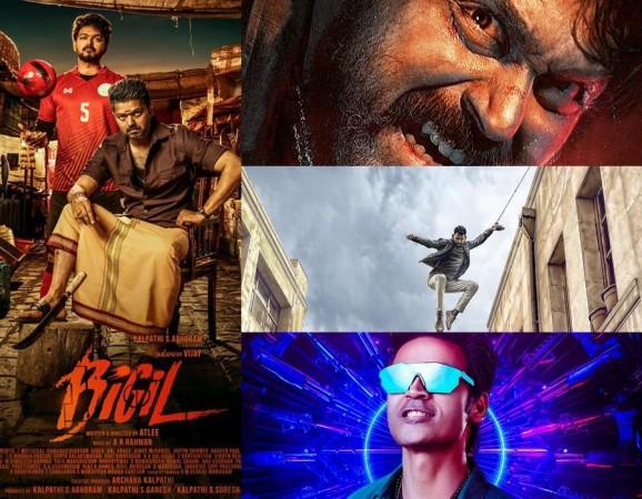 Vijay's Bigil to clash with four movies