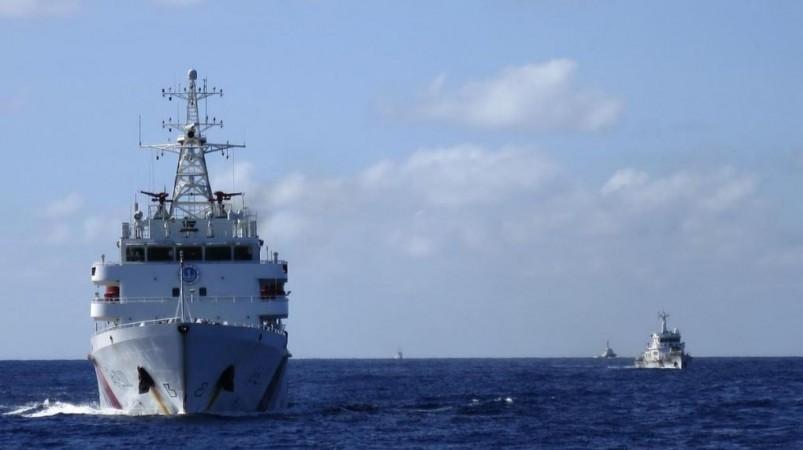 Chinese ship south china sea