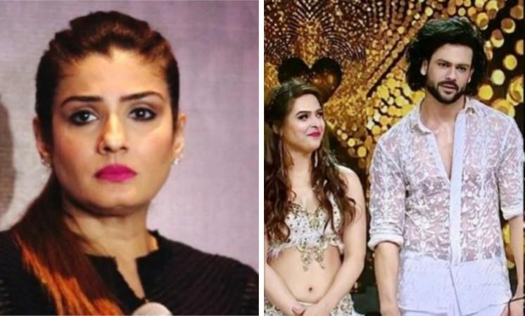 Raveena Tandon, Madhurima Tuli, Vishal Aditya Singh