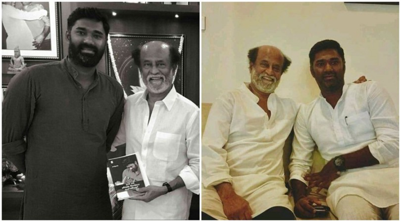 Maridhas with Rajinikanth