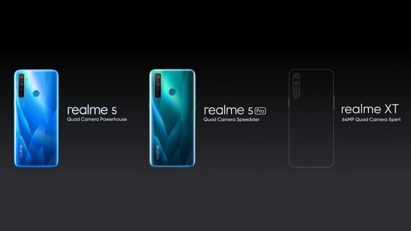 Realme XT revealed