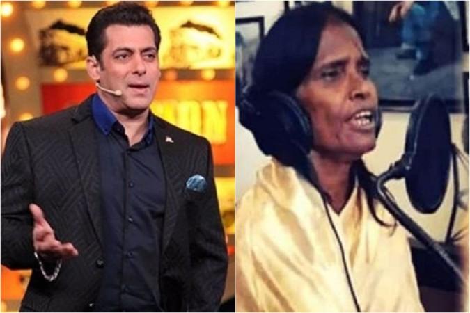 Salman Khan, Ranu Mondal