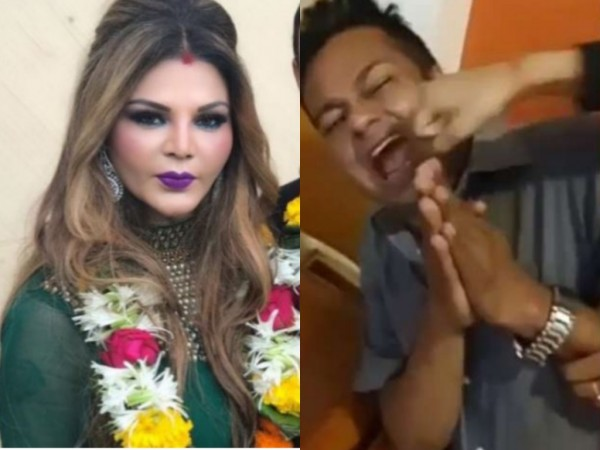 Rakhi Sawant's marriage is fake gimmick, Deepak Kala slap video also staged