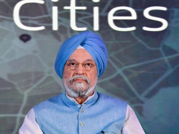 Hardeep Singh Puri, Union Civil Aviation Minster