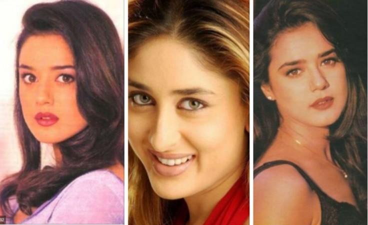 Priety Zinta and Kareena Kapoor