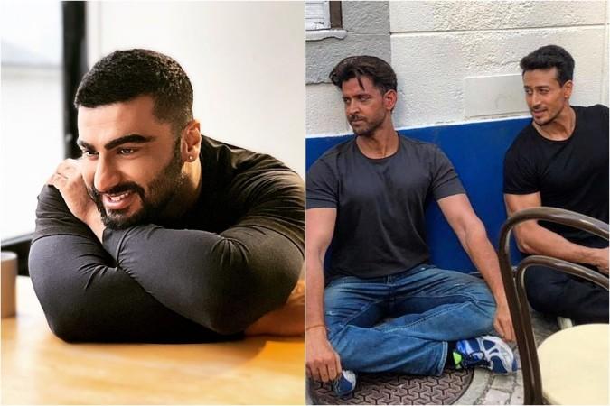 Arjun Kapoor, Hrithik Roshan, Tiger Shroff