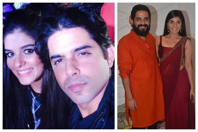 All is not well between Pooja Gor and Raj Singh Arora