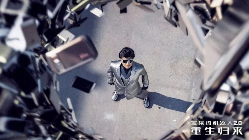2 0 China box office collection: Will Rajinikanth-starrer