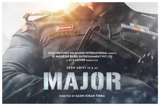 Adivi Sesh confirms release of Major in Hindi