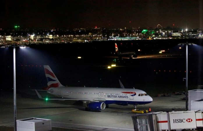 British Airways cancels nearly all flights due to pilots' 48