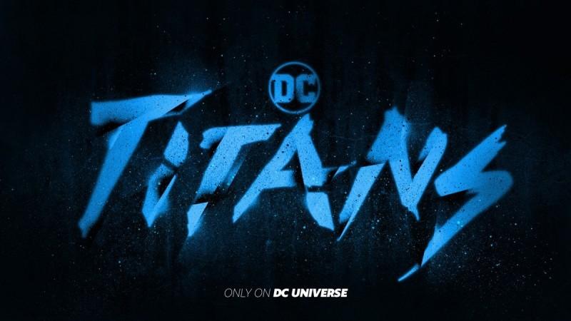 Titans promo poster