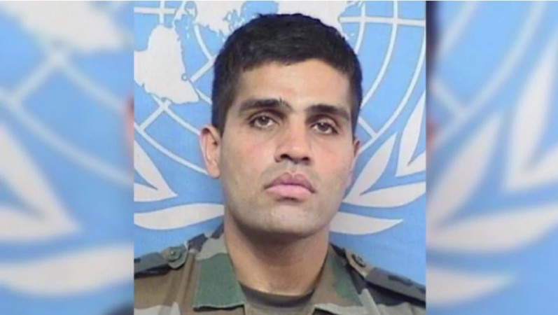 Body of missing Indian Army officer found in Congo Lake