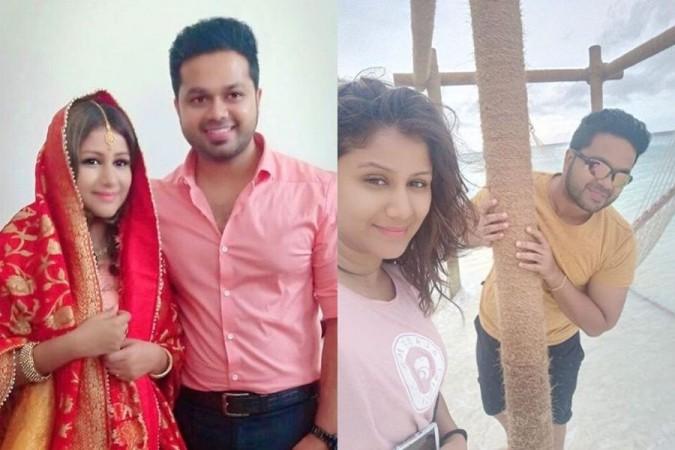 Alya Manasa's Wedding with Sanjeev Karthick