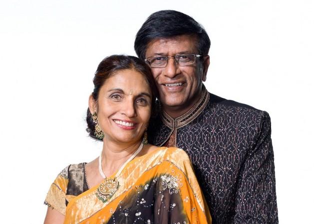 Doctor couple Patel