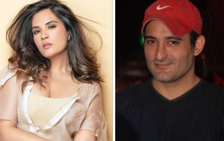 Richa Chadha and Akshaye Khanna
