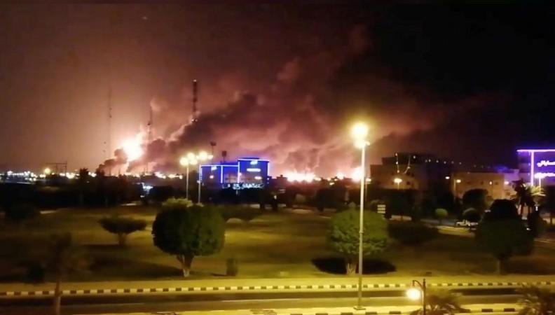 Saudi Arabia fires