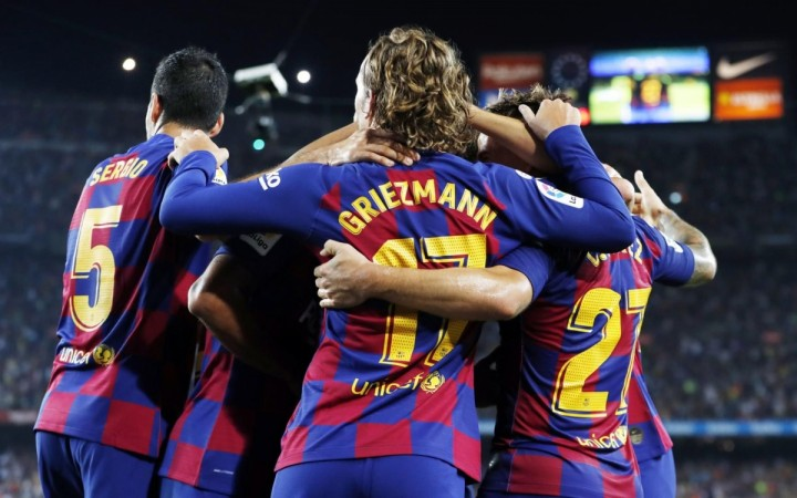 big sale b39f2 5496a La Liga 2019-20, Barcelona vs Valencia: Preview, Schedule ...