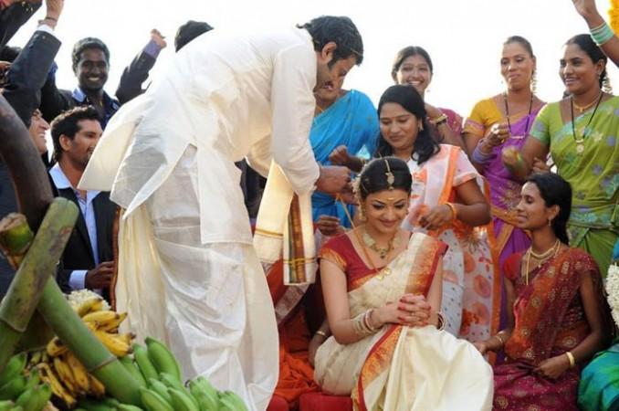 Kajal Aggarwal and Prabhas