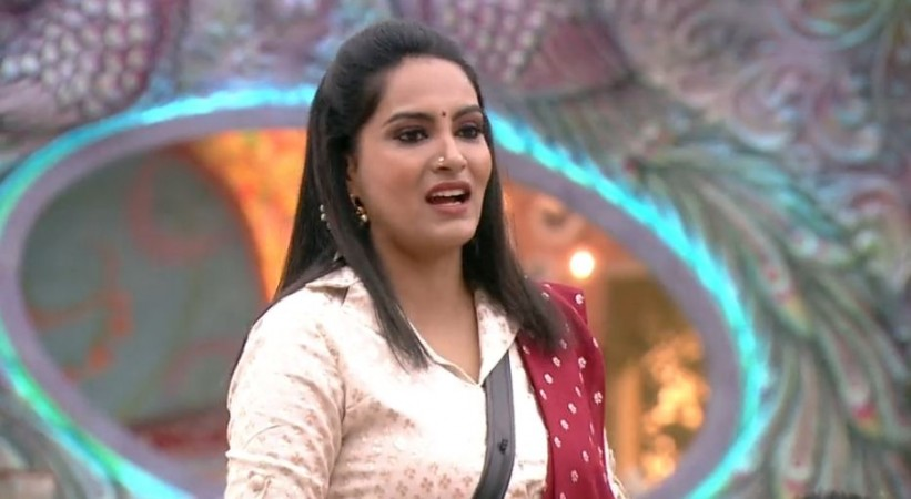 Himaja Reddy in Bigg Boss Telugu 3 house