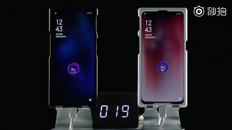 Watch | Oppo Reno Ace charges 4,000mAh battery in less than 30 minutes