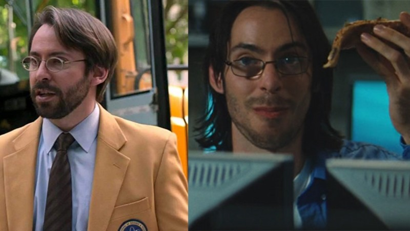 Martin Starr Spider-Man and Incredible Hulk cropped