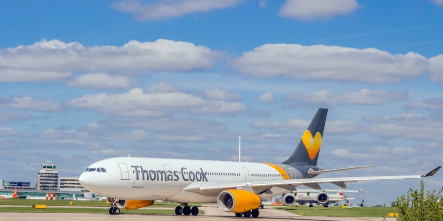 Thomas Cook grounded