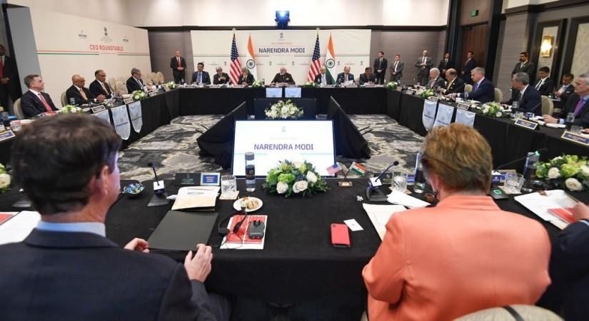 Energy CEOs roundtable in Houston